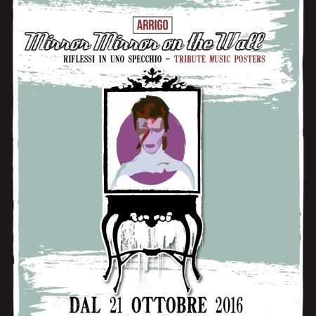 """ARRIGO """"Mirror mirror On The Wall – Riflessi in uno specchio"""""""