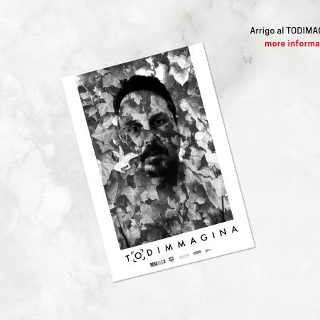 """""""Ritratto Camaleontico"""" al TODIMAGINA 2019"""