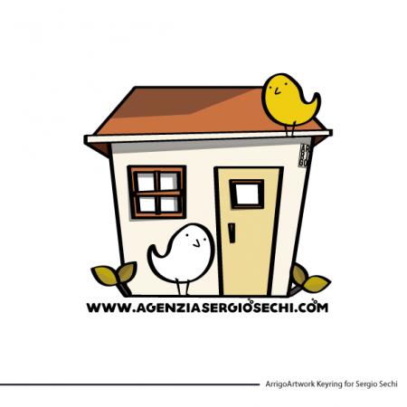 Alessandro Arrigo per l'Agenzia Sergio Sechi srls immobiliare