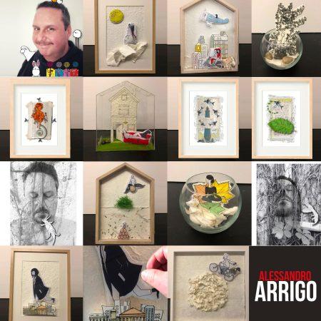 Alessandro Arrigo a Vita d'artista