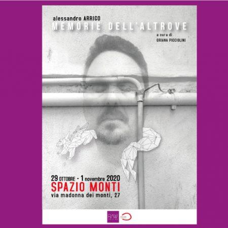 Arrigo alla Rome Art Week 2020