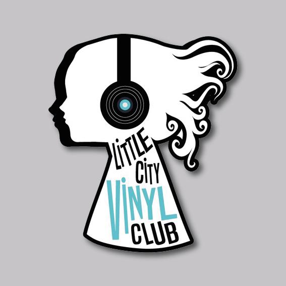 logo Little City Vinyl Club