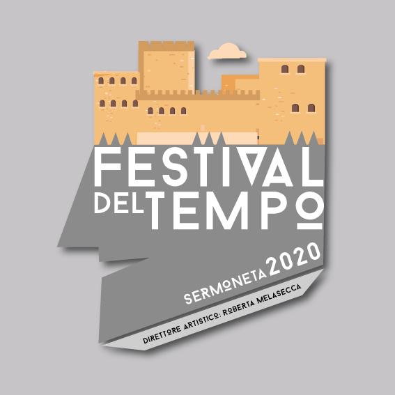 Logo Festival del tempo Sermoneta 2020