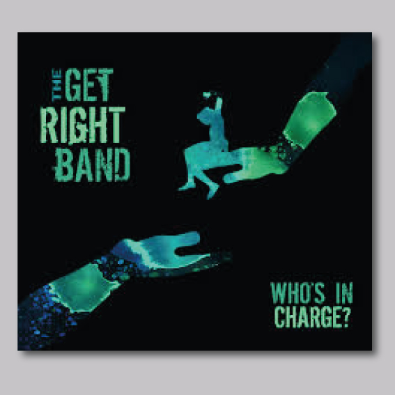 Cover Art by Alessandro Arrigo for The Get Right Band
