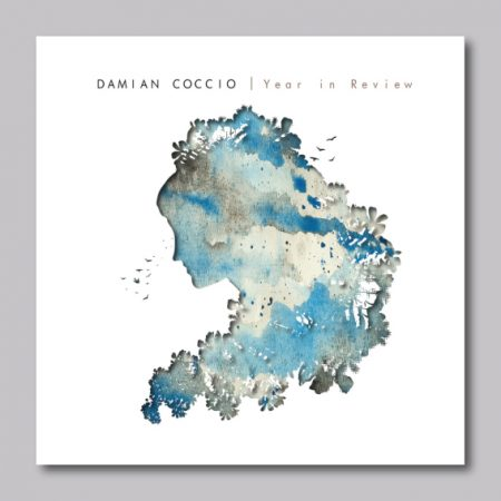 Cd artwork: Year in Review – Damian Coccio
