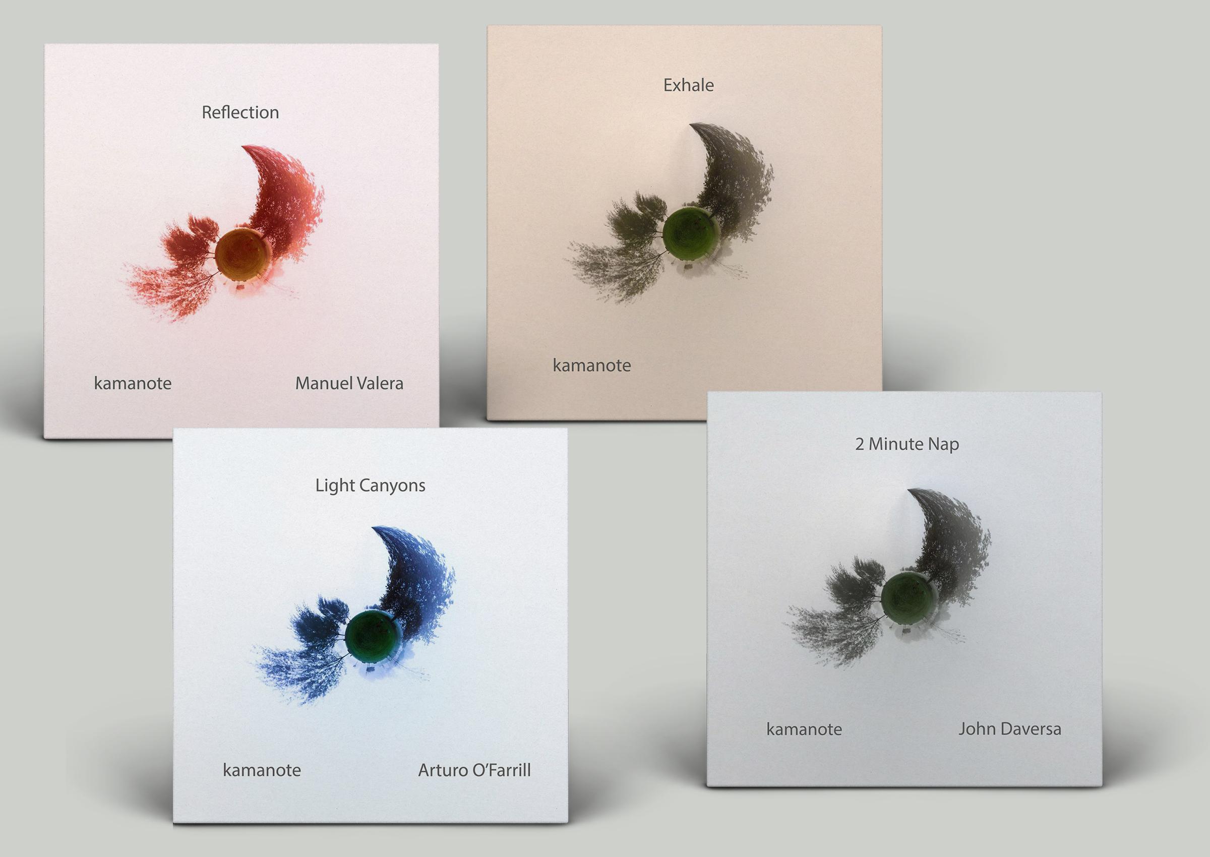 Alessandro Arrigo cover art for Kamanote