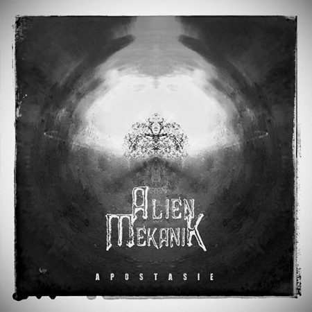 Album artwork: Alien Mekanink
