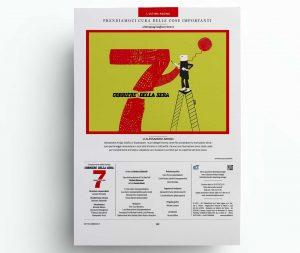 Alessandro Arrigo per 7 sette Corriere della Sera