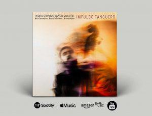 Cover Art Alessandro Arrigo for Pedro Giraudo Quartet